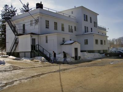 unity main house building a
