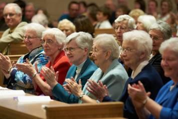 DSC7952 1 - Most Holy Rosary marks milestone anniversary
