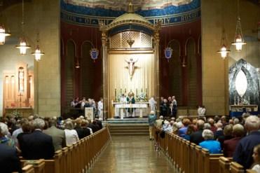 DSC8356 1 - Most Holy Rosary marks milestone anniversary