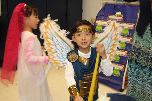 Eric Lee 1 - Immaculate Conception School celebrates All Saints Day