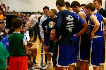 O7U9628 1 - Rosary tops Assumption in 'throwback' basketball game