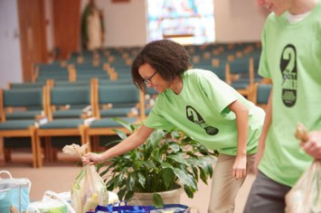 529A5227 1 - St. Margaret's, Grimes students go 'the extra mile' on day of service