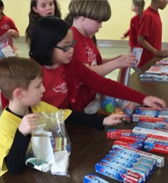 rome catholic school day of service1 1 - #MercyExtended: Catholic Schools Day of Service