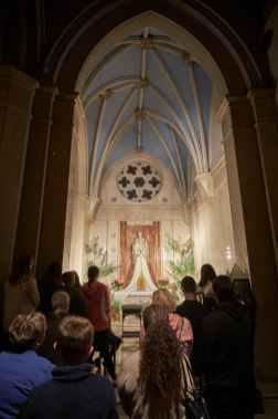 DSCF3387 1 - Holy Thursday 'church hopping' with IHM & SJW