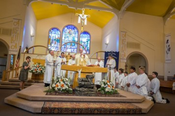 OLGC75th 5954 1 - Our Lady of Good Counsel celebrates 75 years