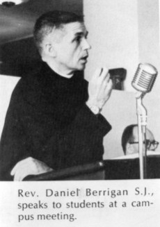 BERRIGAN D 2354 1 - Father Daniel Berrigan remembered