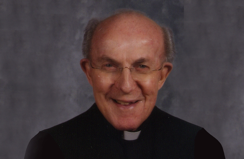 Msgr. James McCloskey celebrates 70 years of priesthood