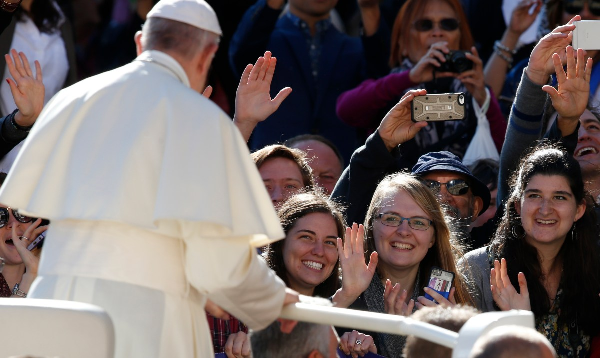 How to have hope: Pope Francis gives point-by-point guide