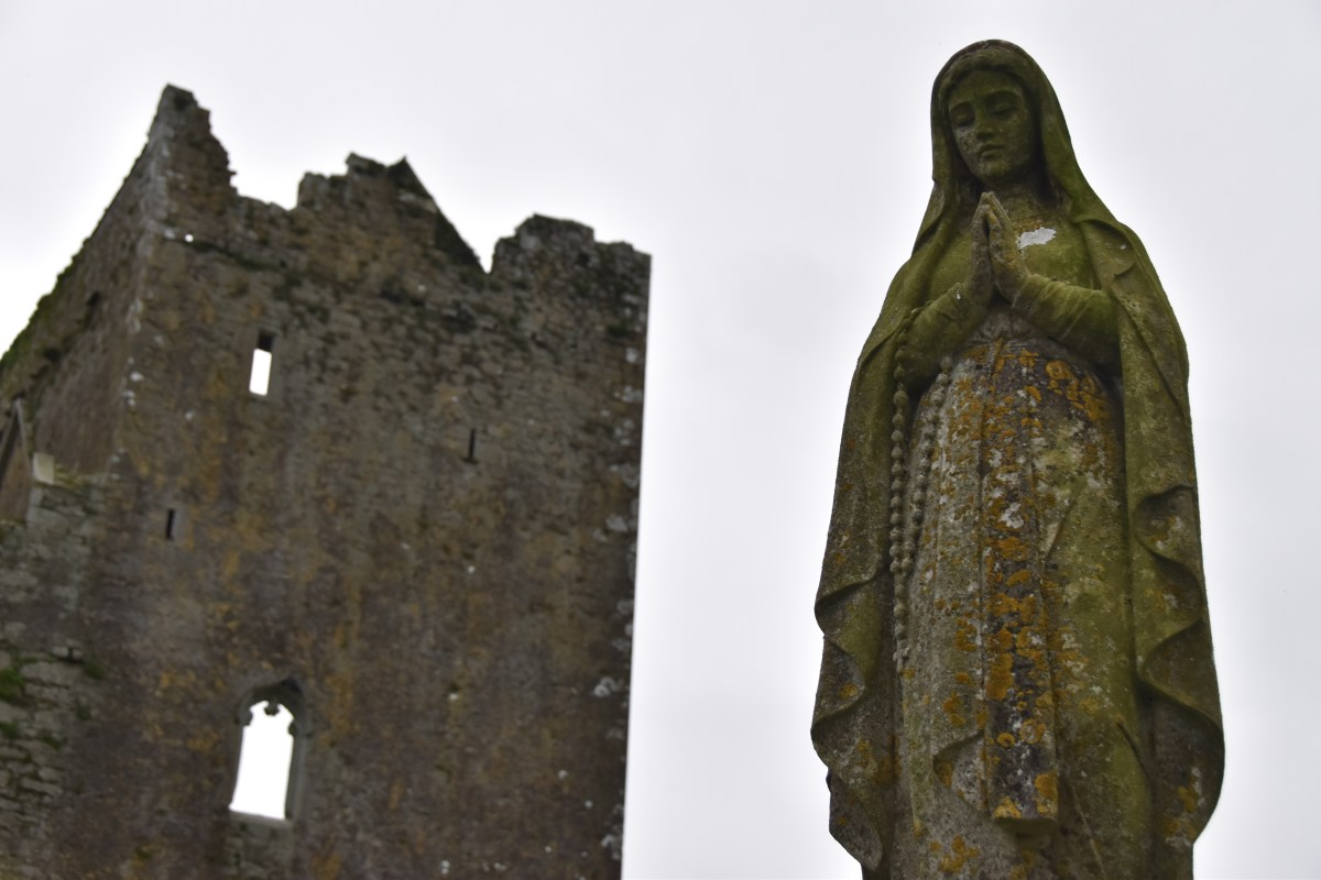 Pilgrimage to Ireland, Day 8: Cashel, Blarney, and Clonmel