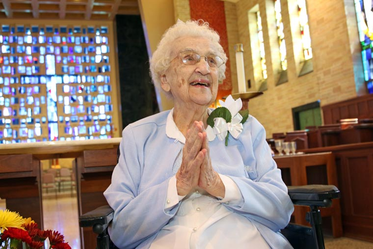 Dominican who was oldest religious sister on Long Island dies at 106