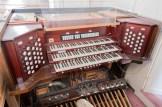 Skinner Organ Opus 669 console