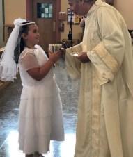 St Joseph Oswego 2018 first communion 1