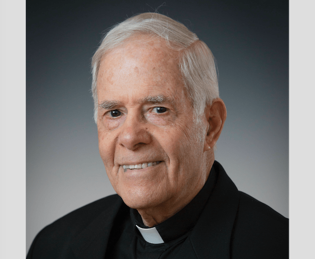 Father Moritz Fuchs' life of service celebrated