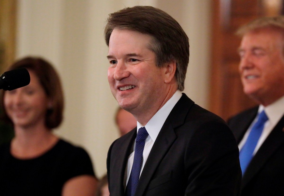 Trump picks Judge Brett Kavanaugh as Supreme Court nominee