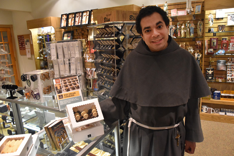 Franciscan store starts 20th year at Destiny USA