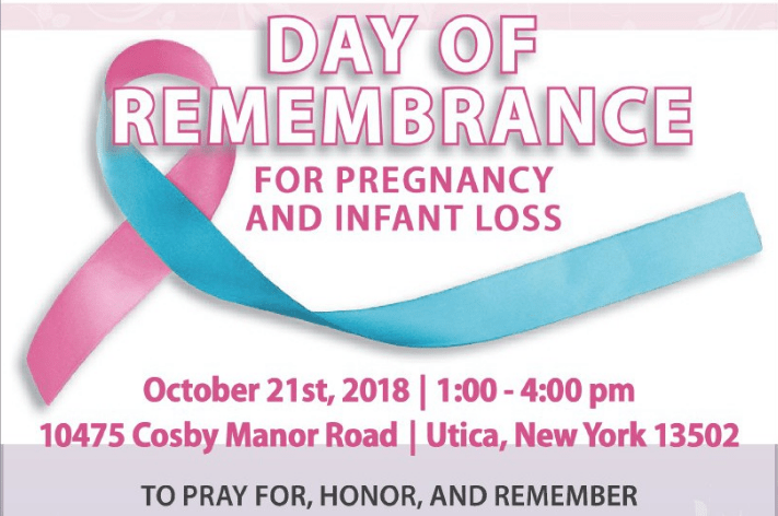 Changed forever: Pregnancy and infant loss awareness