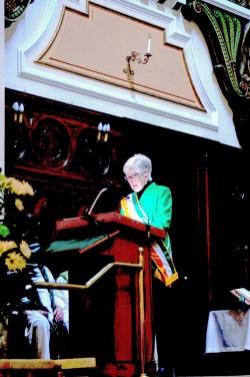 6 sister Maureen Denn 3 12 2021 7 06 32 PM 3 12 2021 7 06 32 PM - Annual St. Patrick Memorial Mass celebrated in Utica