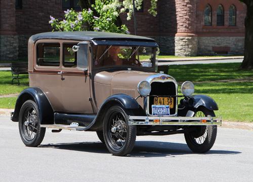 new IMG 7558 crop copy - Roadworthy: Freshly blessed vehicles tour Oneida County