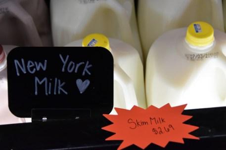 skim milk - Brady Market 'counting on you'