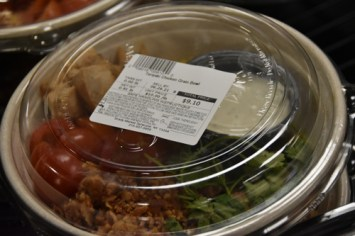 teriyaki chicken bowl - Brady Market 'counting on you'