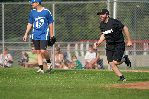 CFW1320 - Annual vocations softball game is a hit
