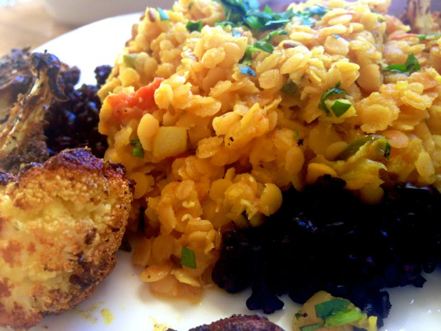 Curried Lentils 10