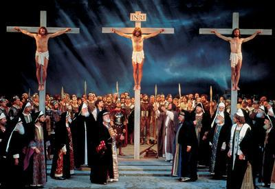 Oberammergau Germany Site of the Passion Play  The