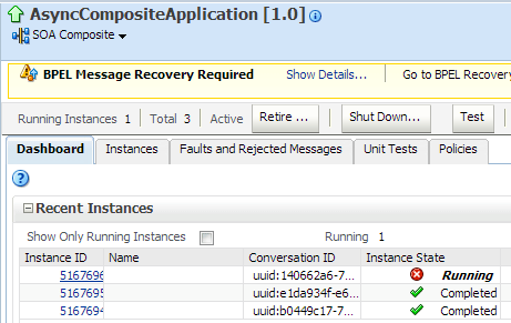 Oracle SOA 11g: BPEL instance timeout while invoking