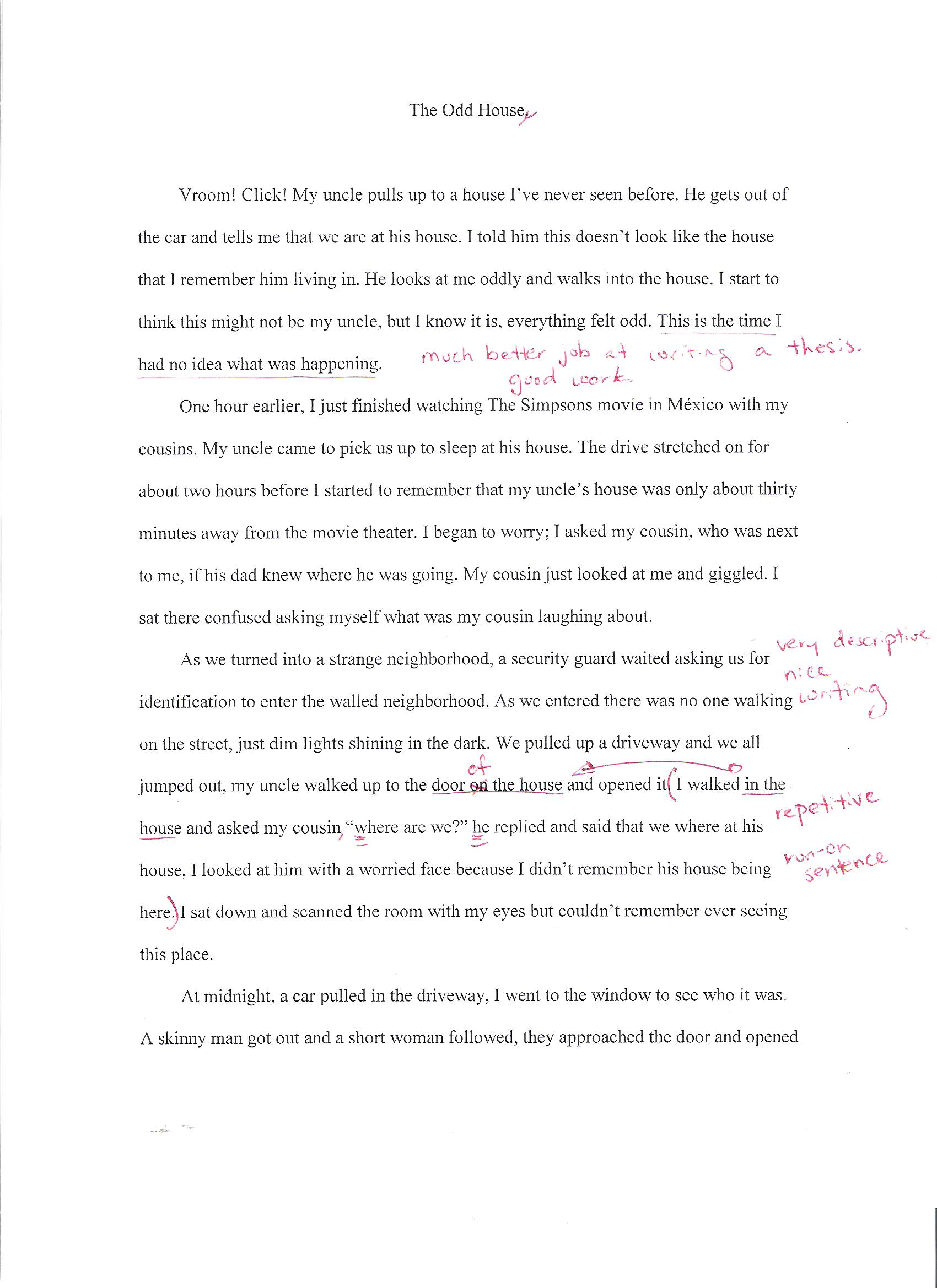 Example Of Autobiography Essay Biography Essay Write The Learning