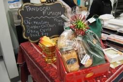 Tandoori Fusion gifting delicious box kits to make butter chicken. Yummy!!!!