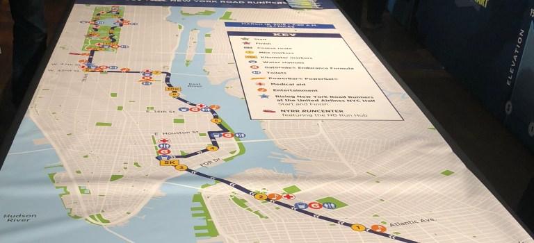 Race Review: 2018 NYC Half Marathon