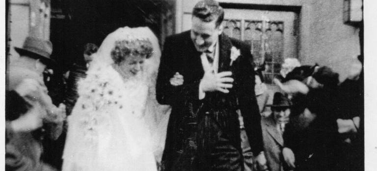 Marriage…70 years ago today