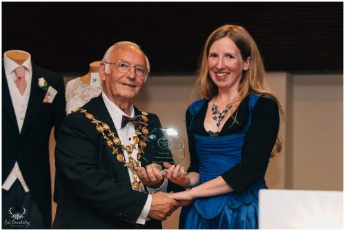 Herefordshire Wedding Awards, Winner of Best Newcomer Award The Cavalry of Heroes