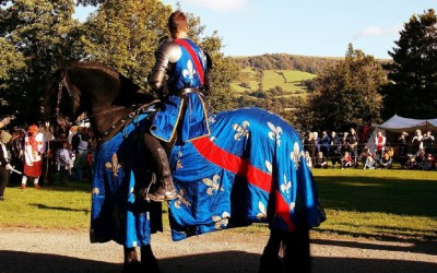 Hay History Weekend and The Battle of Agincourt