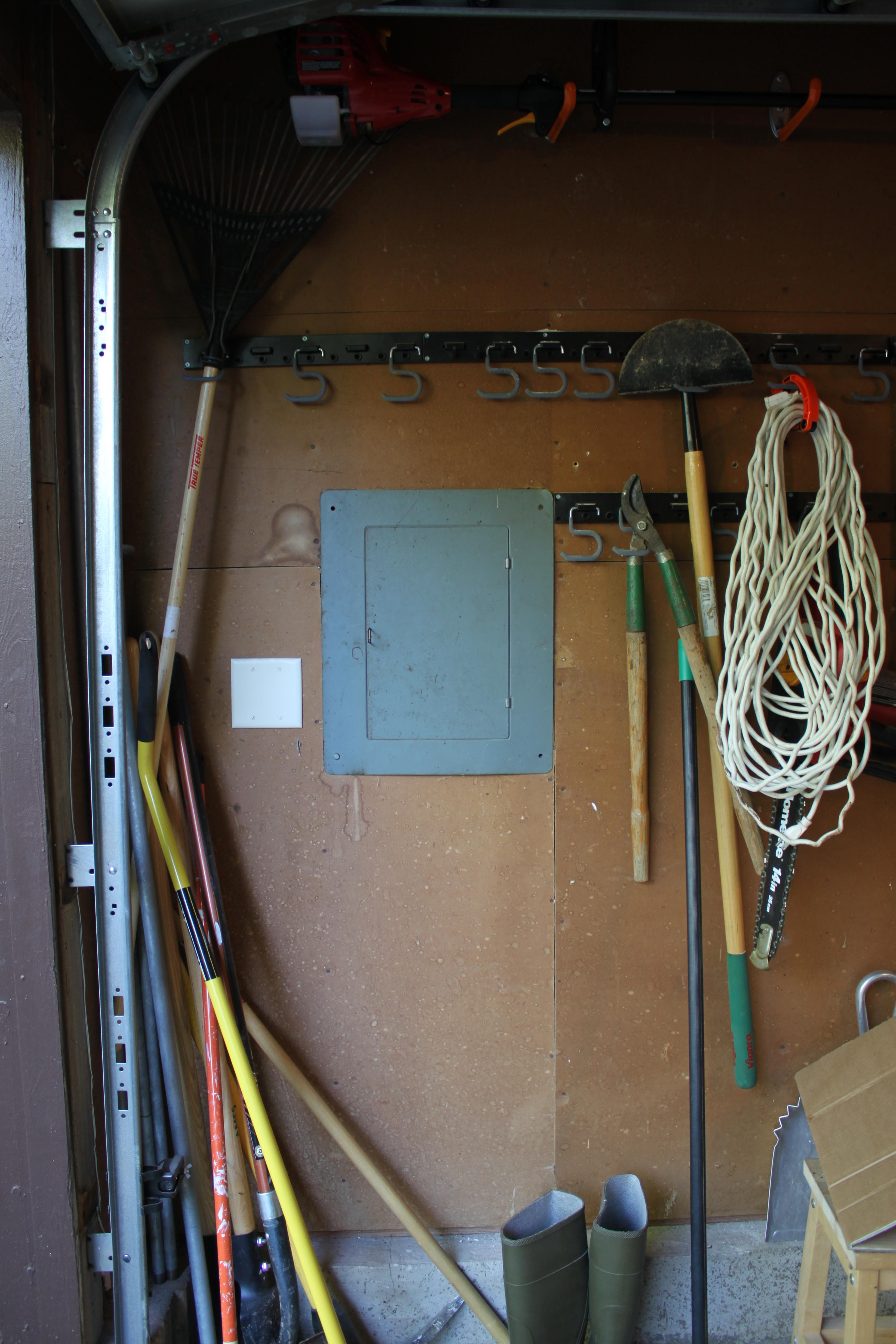 small resolution of replace electrical pannel the cavender diary 40 year old house wiring