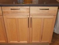 1000+ images about Kitchen Cabinet Handle Placement on