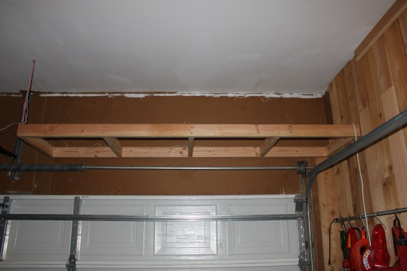 DIY 24 Garage Shelf Plans Wooden PDF Free Woodworking