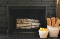 home depot fireplace screens