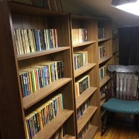 Stile Teckel Library 3