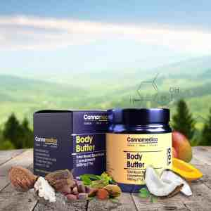 Cannamedica Body Butter