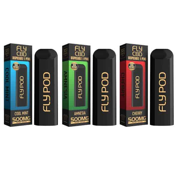 Product image Fly pod disposable vape