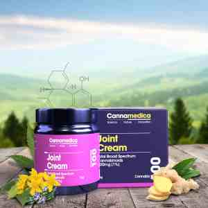 Cannamedica Joint Cream