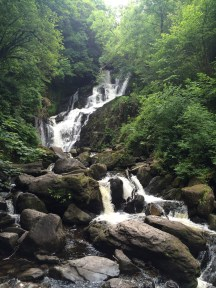 Waterfall in Killarney National Park