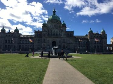 BC Parliament!