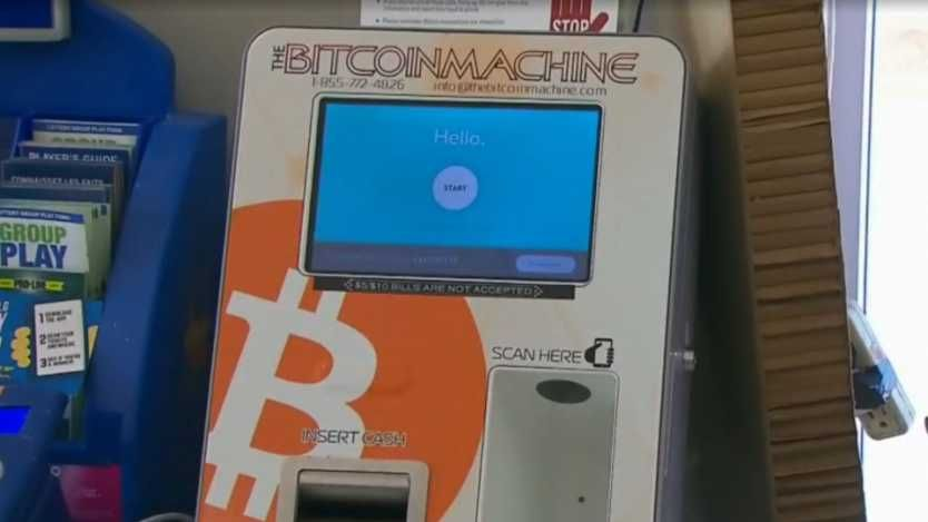 Bitcoin ATM Scammers