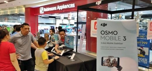 CEB - DJI at Robinsons Appliances