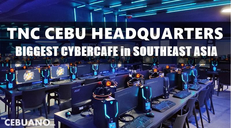 CEB - TNC Cebu HQ