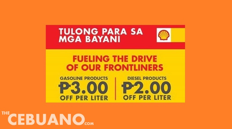 CEB - Shell Pilipinas Discount