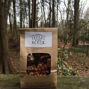 Homemade Cedars House Granola