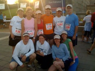 Couch to 5k group...great job runners!